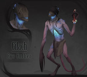 [CLOSED] Adopt Auction - GILACH by Terriniss