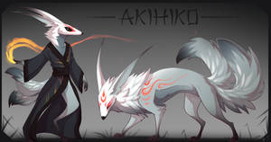 [CLOSED] Adopt Auction - Akihiko by Terriniss
