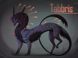 [CLOSED] Adopt Auction - Tabbris by Terriniss