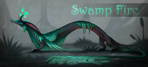 [CLOSED] Adopt Auction - Swamp Fire
