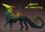 [CLOSED] Adopt Auction - Spirit of painting