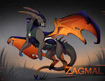 [CLOSED] Adopt Auction - ZAGMAL