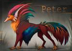 [CLOSED] Adopt Auction - Peter