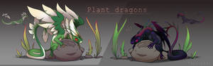 [CLOSED] Adopts Auction - Plant Dragons