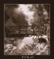 Bridge into Peacefullness by meross