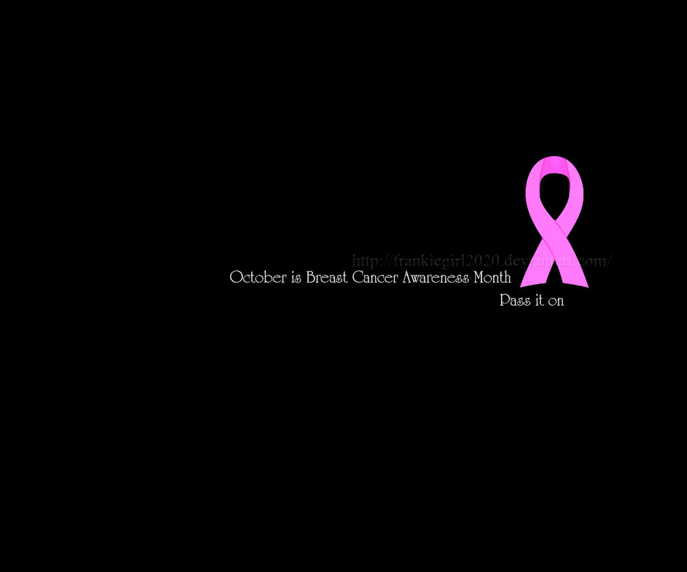 breast cancer awareness by frankiegirl2020 on deviantart
