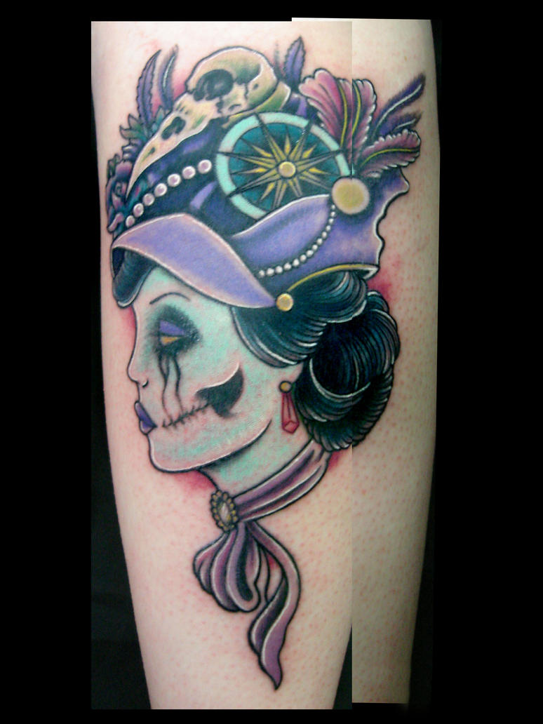victorian lady.dead by