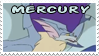 Stamp -Mercury-