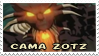 Stamp -Cama Zotz- by Metal-CosxArt
