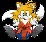 Tails Merry XMas