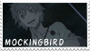 Stamp Mockingbird Toto Sakigami 4 by Metal-CosxArt