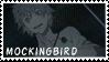 Stamp Mockingbird Toto Sakigami 4 by Metal-CosxArt