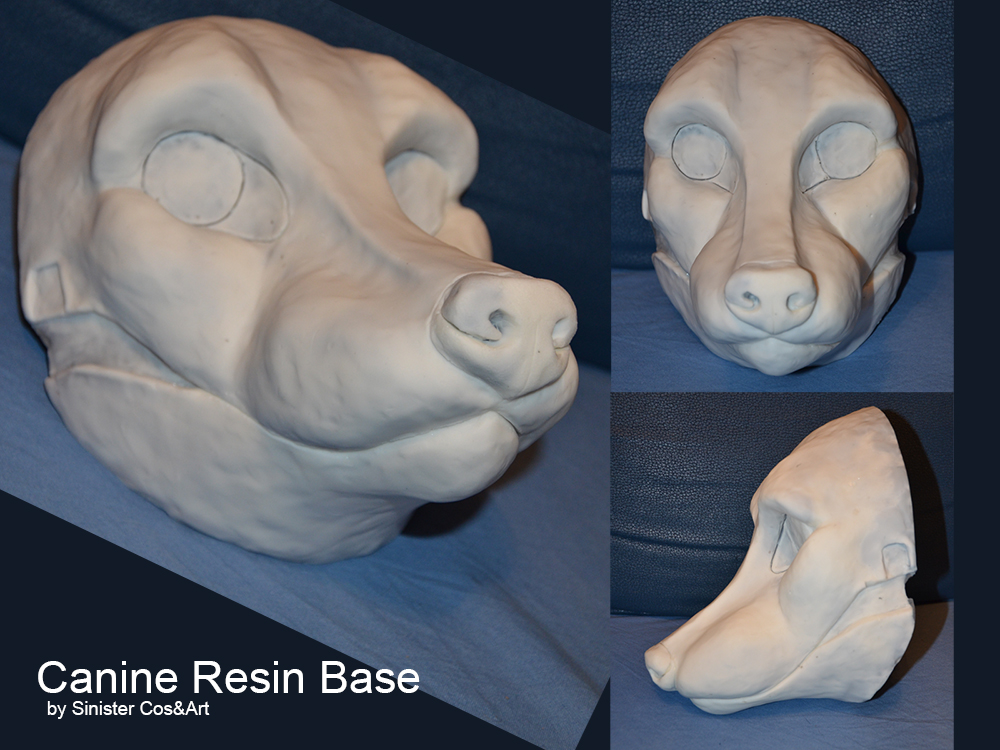 K9 Resin Base by Metal-CosxArt