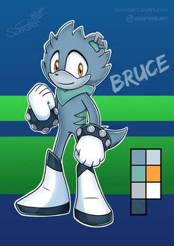 Bruce The Tasmanian Devil