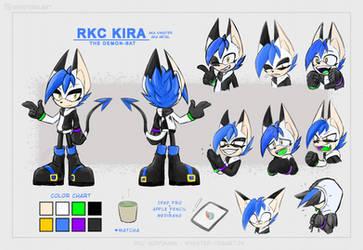 Kira the Demonbat