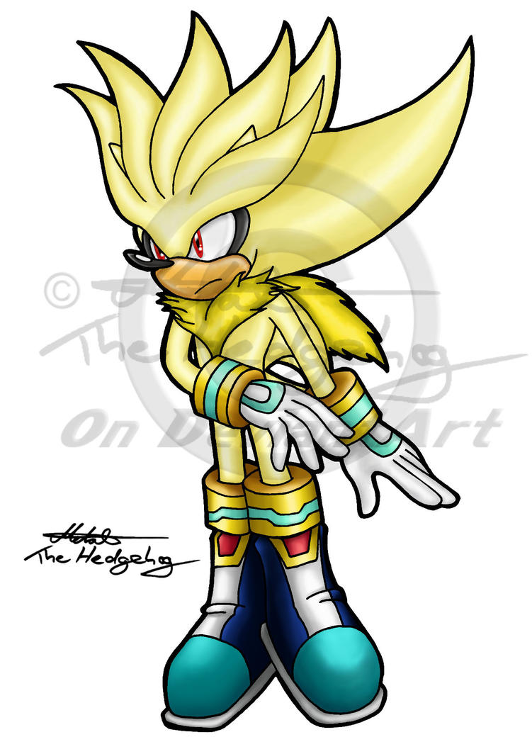 Super Silver Right Version by Metal-CosxArt on DeviantArt