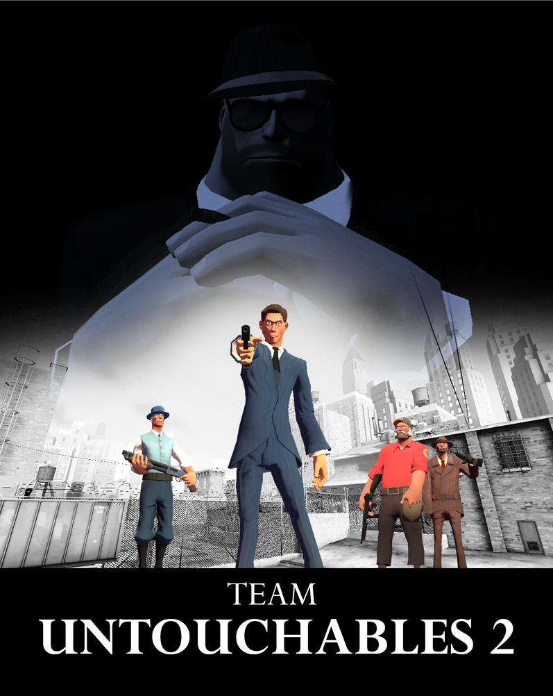 Team Untouchables 2 by HandersonFrancisco