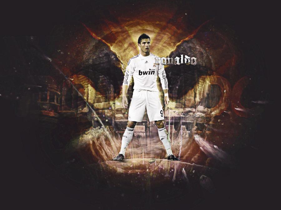 Cristiano Ronaldo by RaffoDA