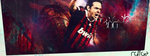 Filippo Inzaghi - 300 Goals by RaffoDA