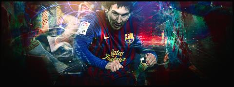 Lionel Messi by RaffoDA