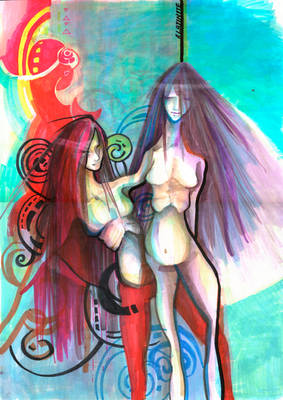 Temperance: Siamese Sisters