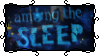Among the sleep - stamp by Mutant--Kitty