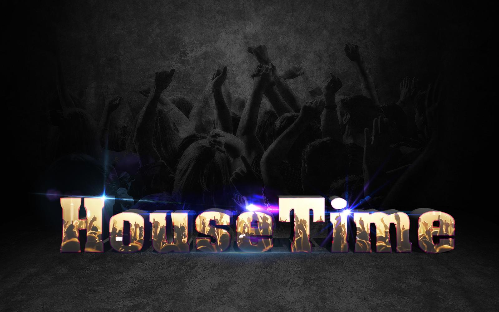 HouseTime Music Wallpaper (www.HouseTime.FM)