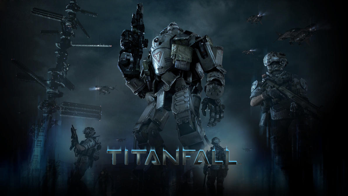 titanfall wallpaper from loading screenhydrostudio on deviantart