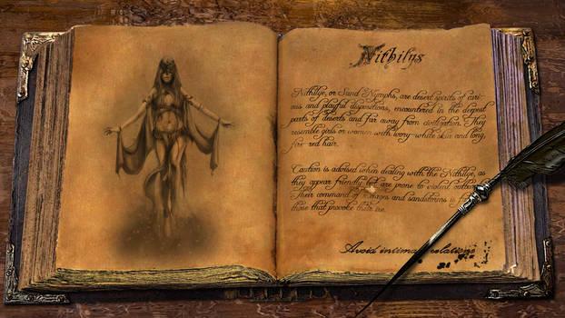 Grimoire Creatura - Nithilys