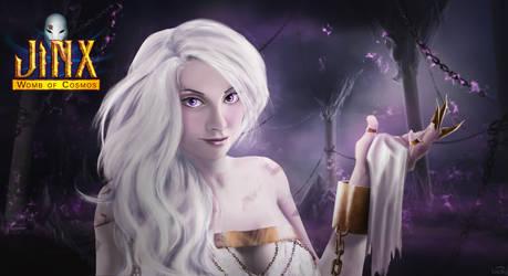 The Sly White - Dragon Goddess of Seduction