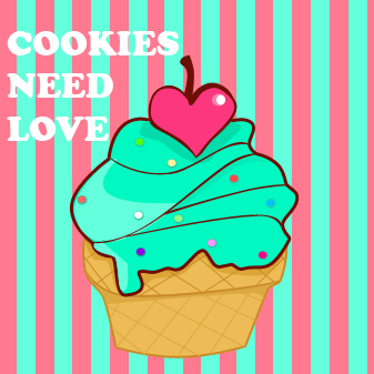 Bubblegum IceCream by Cookies-Need-Love