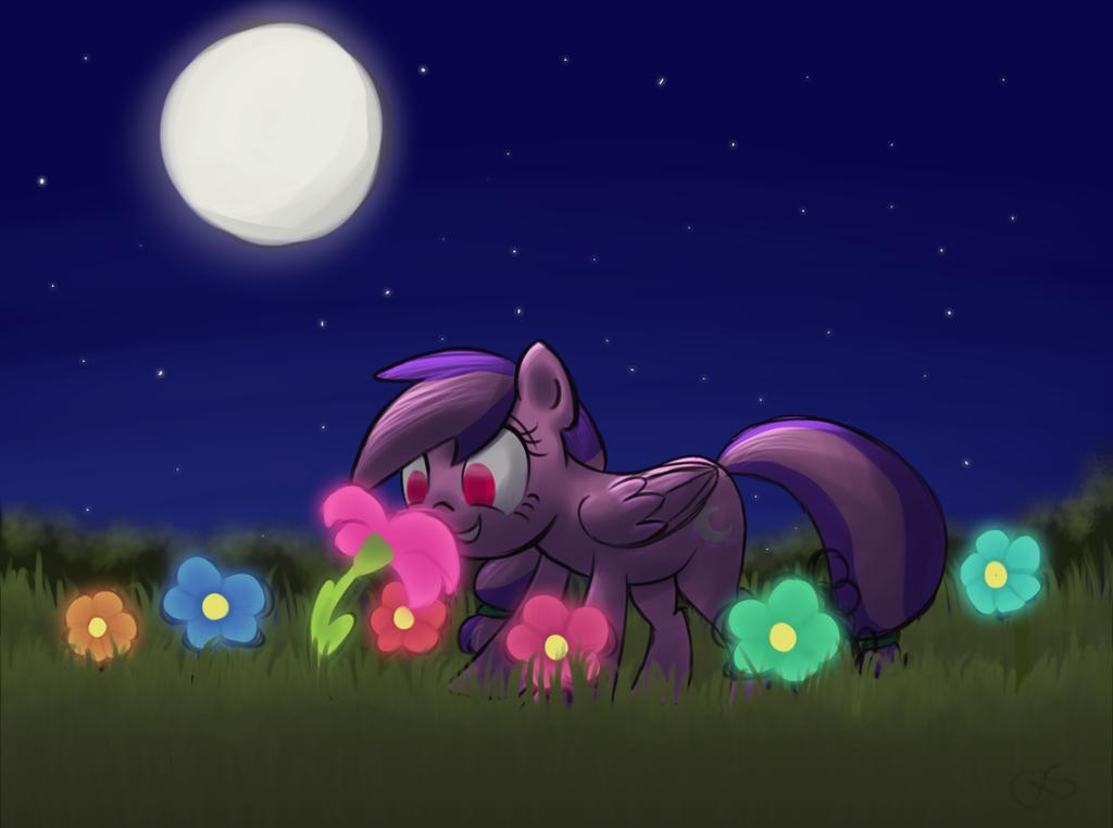 Rare flowers [Commission] by CrashXSpyro