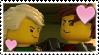 Lloyd X Kai stamp ignore