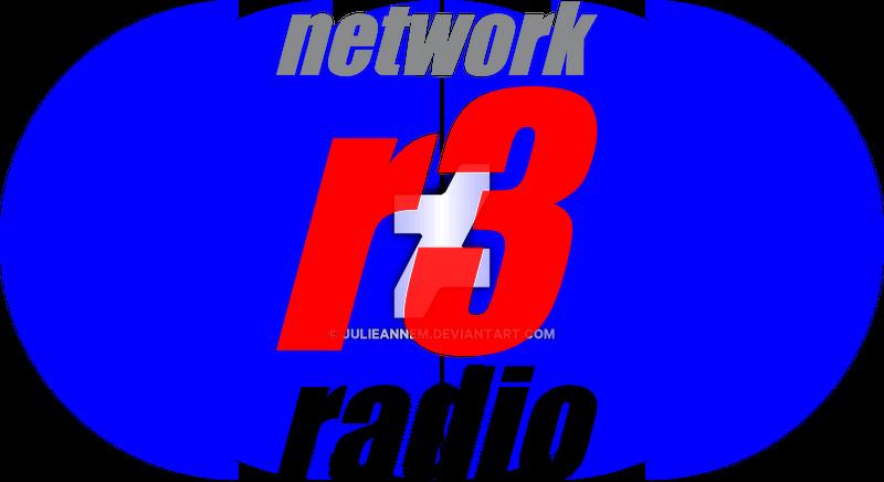 Network R3 Radio (Concept Logo 1) 600 dpi by JulieAnneM