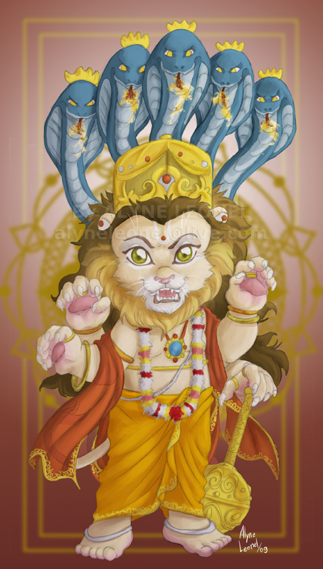 Baby Narasimha Jayanti Images, Pics and Snaps for Free Download