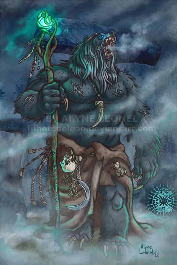 Gurahl_Merlin by filhotedeleao
