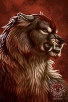 Red Talon by filhotedeleao