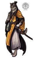Kallian Black Blade by filhotedeleao