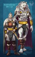 Magnus Edric by filhotedeleao