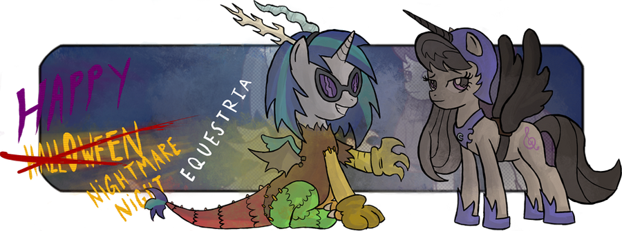 happy nightmare night by juanrock