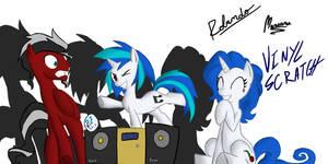 vinyl's family