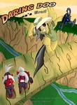 daring doo and luna's grail