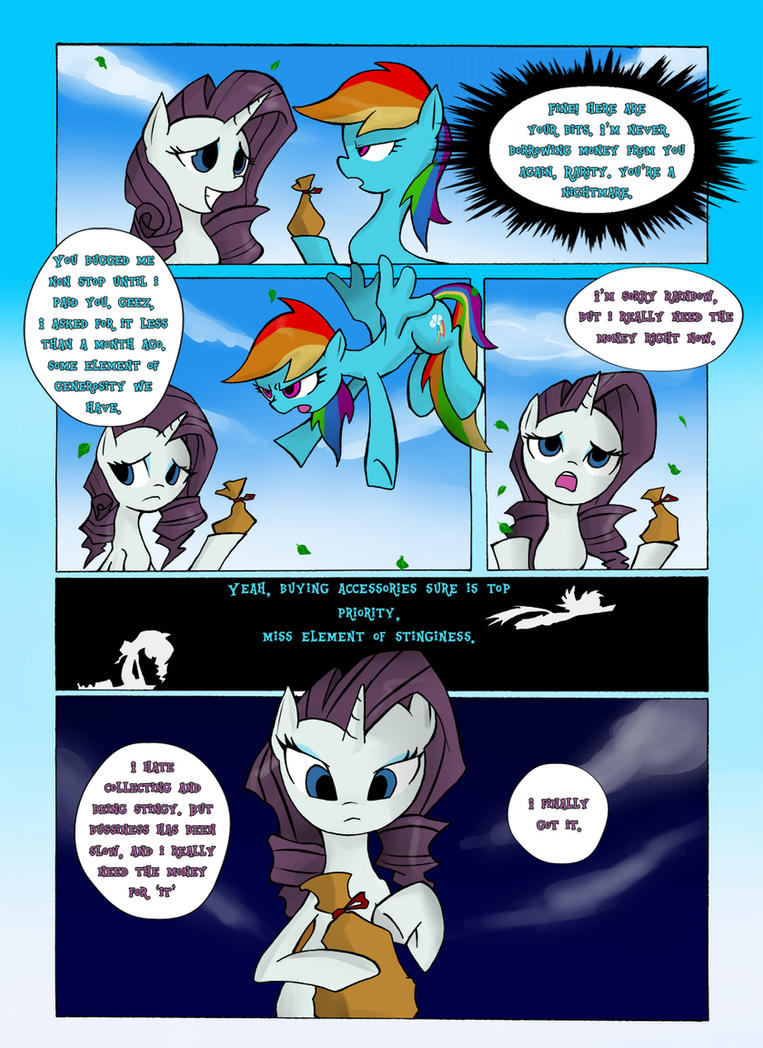 Element of Generosity part 2 by juanrock
