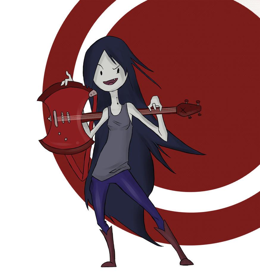 Marceline by juanrock