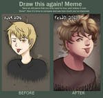 Draw This Again Meme by Red-velvet-icing