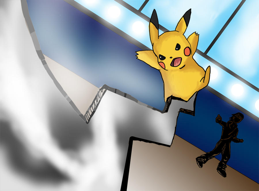 Pikachu Iron Tail Gif Pikachu Iron Tail Pikachu