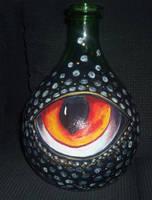 Dragoneye red by Frollino