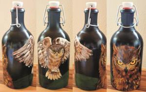 Owl by Frollino