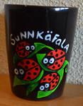Austrian dialect-Mug: Sunnkaefala