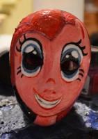 Venezian Mask Pinky Pie by Frollino